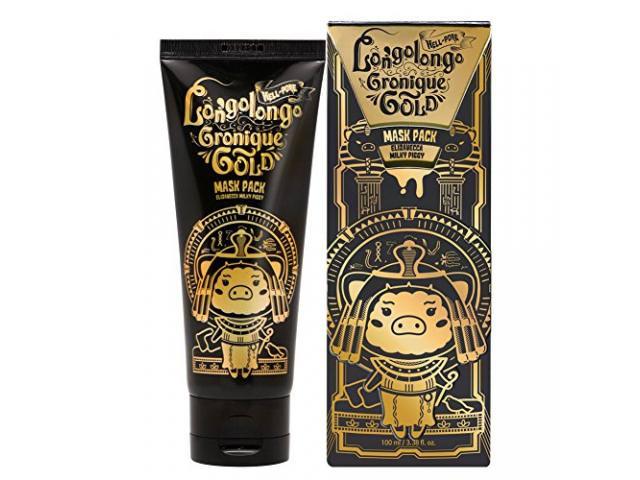 Get A Free Elizavecca LongoLongo Gold Mask!