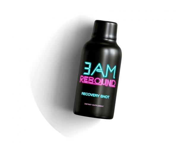 Free 3AM Rebound Hangover Recovery Shots!