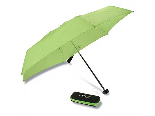 Get A Free Folding Umbrella With EVA Case!