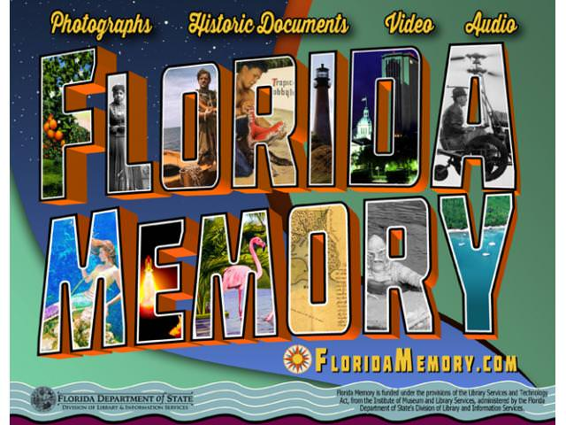 Get A Free 2019 Florida Memory Calendar / Mousepad!