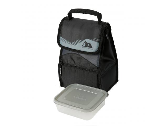 Get A Free Arctic Zone Hi-Top Power Pack Lunch Bag!