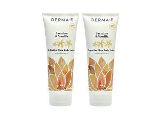 Free Derma-e Jasmine+Vanilla Hydrating Shea Body Lotion!