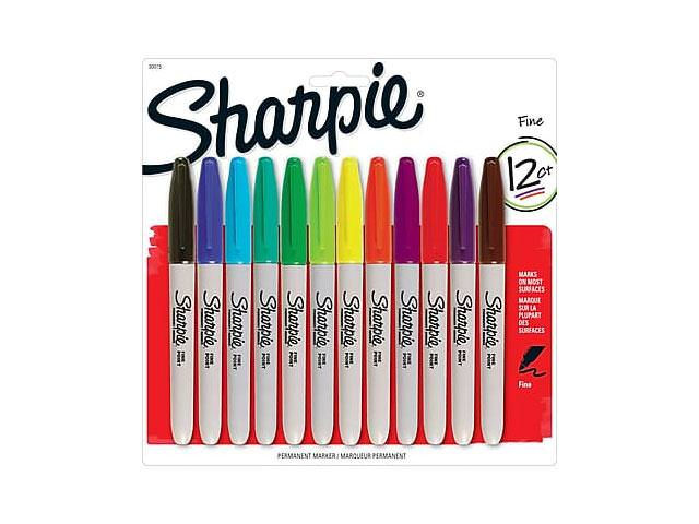 Get A Free Sharpie Permanent Markers 12 Pack!