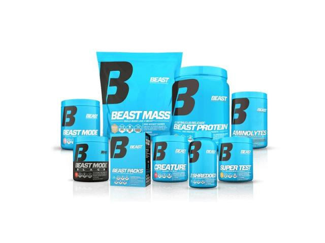 Get A Free Beast Sports Supplements!