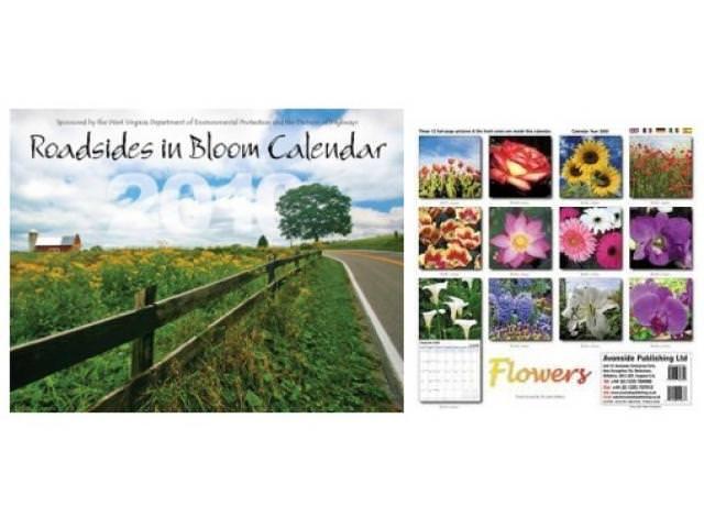 Get A Free 2019 Roadsides In Bloom Calendar!