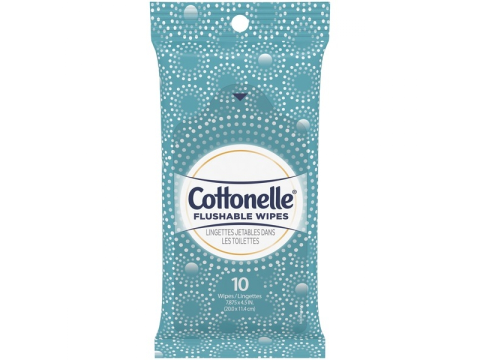 Free Cottonelle Flushable Wipes From Walmart