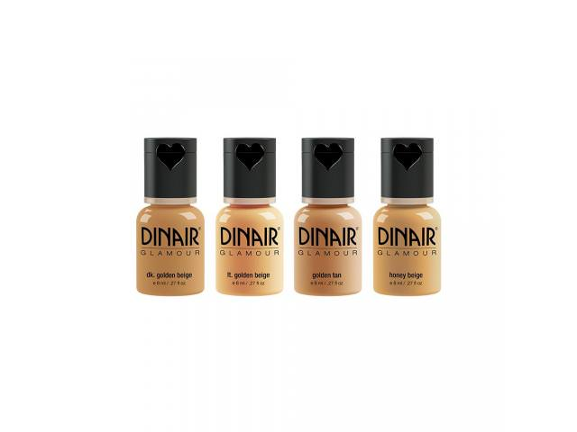 Get A Free Dinair Airbrush Foundation Sample!