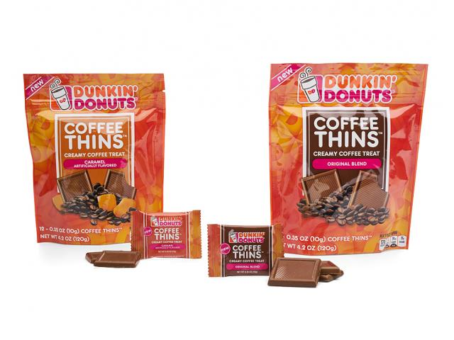 Free Dunkin' Donuts Coffee Thins!